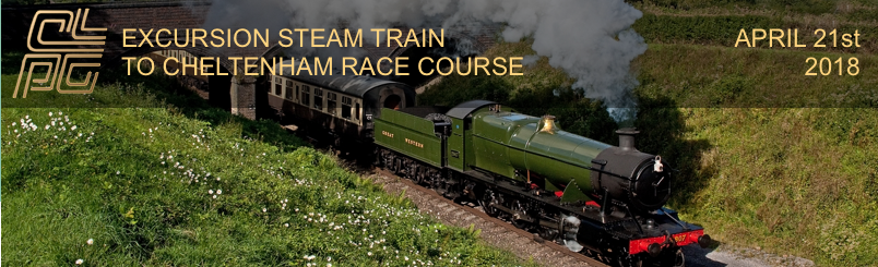 Excursion Steam Train from Toddington to Broadway and Cheltenham